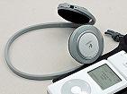 MM-05 Wireless Headphones for iPod