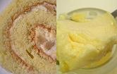 白金台をイメージした上品な味わい LETTRE D'AMOUR 白金ロール 白金プリン