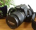 Canon EOS KISS デジタル N ブラック レンズキット
